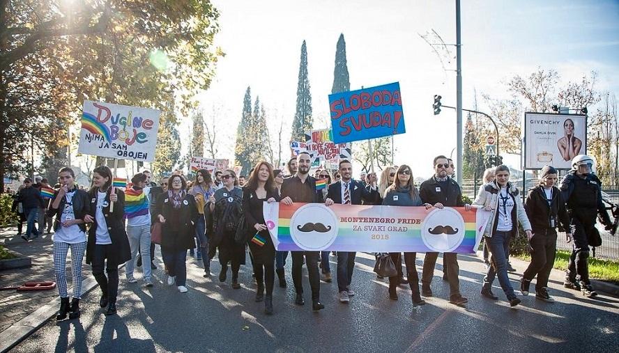 LGBT ZAJEDNICI POTVRĐENO PRAVO NA MIRNO OKUPLJANJE - POLICIJA PROFESIONALNO PRIMJENJIVALA OVLAŠĆENJA
