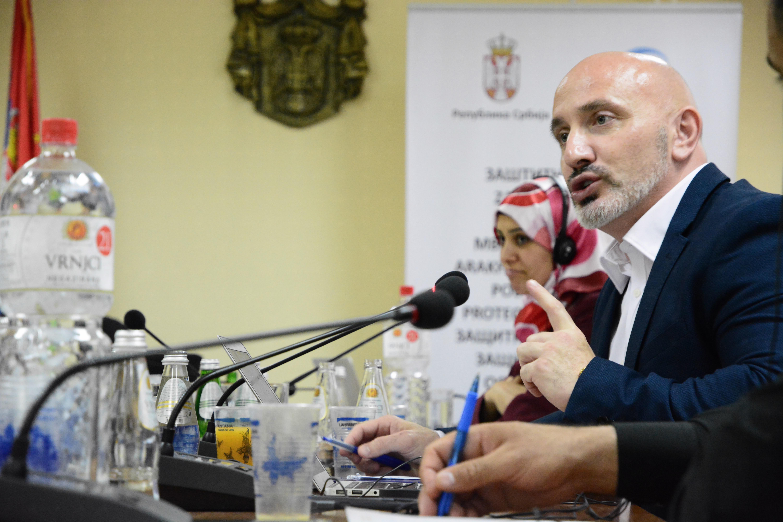 SUOČAVANJE S PROŠLOŠĆU PRESUDNO ZA DEMOKRATSKU I POLITIČKU OBNOVU SRBIJE