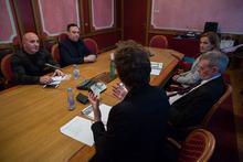 Susret u Skupštini Crne Gore